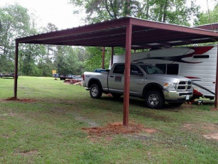 carport contractor lufkin tx
