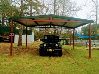 carport installation huntington tx