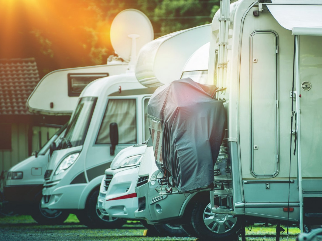 3 reasons to protect your RV with a storage cover