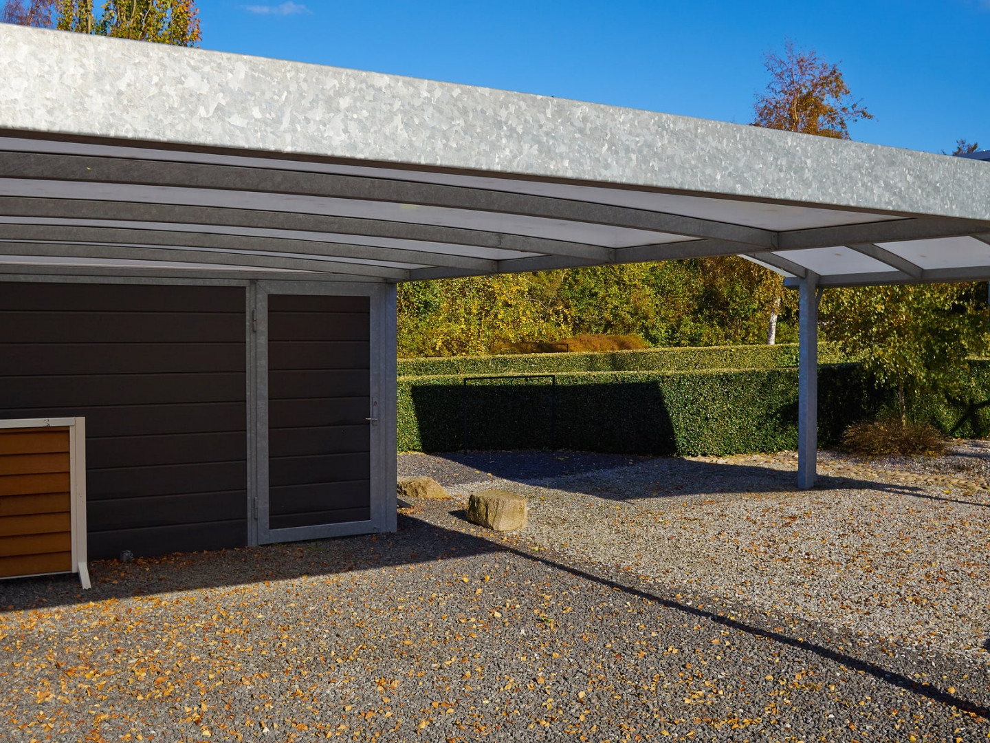 Expect quality service from All Metal Carports